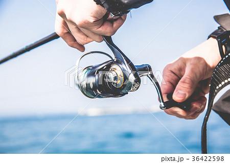 海釣り リール 36422598
