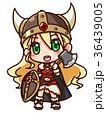 ヴァイキング女子_A_赤 36439005