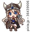 ヴァイキング女子_B_青 36439006