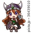 ヴァイキング女子_C_緑 36439010
