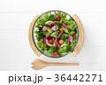 カラフルな野菜サラダ 36442271