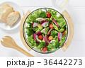 カラフルな野菜サラダ 36442273
