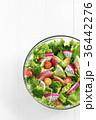 カラフルな野菜サラダ 36442276
