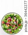 カラフルな野菜サラダ 36442277