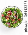 カラフルな野菜サラダ 36442278
