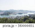 尾道 風景 尾道水道の写真 36444401
