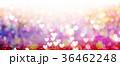 Beautiful shiny hearts and abstract lights 36462248