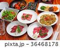 焼肉 韓国料理 集合 36468178