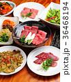 焼肉 韓国料理 集合 36468194