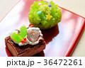 上生菓子・ノエルとクリスマスツリー 36472261