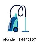 掃除機 電機掃除機 真空のイラスト 36472397