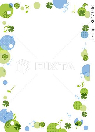 酉年向けかわいいテンプレートのイラスト素材 36473560 Pixta