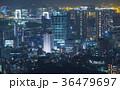 夜景 都心 東京の写真 36479697