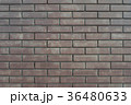 Texture of a brown brick wall. Can be used as a 36480633
