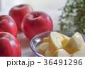 りんご リンゴ 果物の写真 36491296