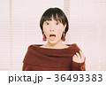 人物 女性 表情の写真 36493383