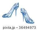 ガラスの靴 36494973