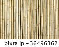 Bamboo fence Background 36496362