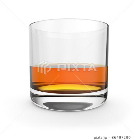 Whiskey glass 36497290