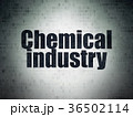 Manufacuring concept: Chemical Industry on Digital 36502114