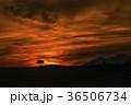 北海道 空 丘の写真 36506734