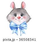 鼠 ねずみ マウスのイラスト 36508341