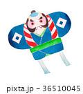 やっこ凧 36510045
