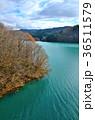宝仙湖 湖 風景の写真 36511579