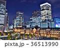 東京 夜景 ライトアップの写真 36513990
