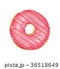 ドーナツ 食 料理のイラスト 36518649
