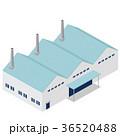 工場 生産工場 製造所のイラスト 36520488