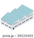 工場 生産工場 製造所のイラスト 36520493