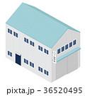 工場 生産工場 製造所のイラスト 36520495