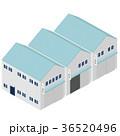 工場 生産工場 製造所のイラスト 36520496
