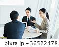 営業 ビジネスマン ビジネスウーマンの写真 36522478