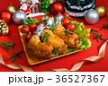 チキン 鶏肉 クリスマスの写真 36527367