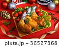 チキン 鶏肉 クリスマスの写真 36527368