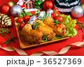 チキン 鶏肉 クリスマスの写真 36527369