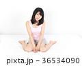 女性 若い リラックスの写真 36534090