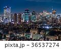 美しい東京夜景 36537274