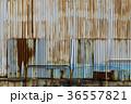 壁 トタン 錆びの写真 36557821