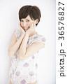 女性 笑顔 20代の写真 36576827