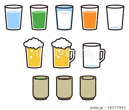 飲み物 セット 36577942
