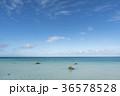 宮古島市 海 青空の写真 36578528