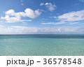 宮古島市 海 青空の写真 36578548