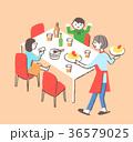 食卓 36579025