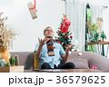 クリスマス 人 男の写真 36579625