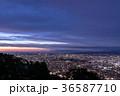 札幌 夜景 北海道の写真 36587710