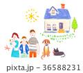 家族と家 36588231