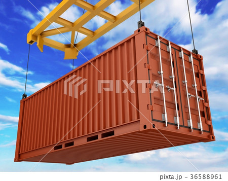Loading Container 36588961